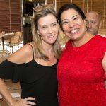 Karina Nigri e Claudia Cury