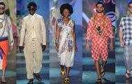 Refugiados na moda