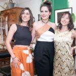 Andrea Brito, Paloma Danemberg e Renata Xavier