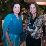 Cristina Burlamaqui e Patricia Mayer