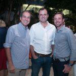 Luiz Carlos Nabuco, Erick Figueira de Mello e Nando Grabowsky