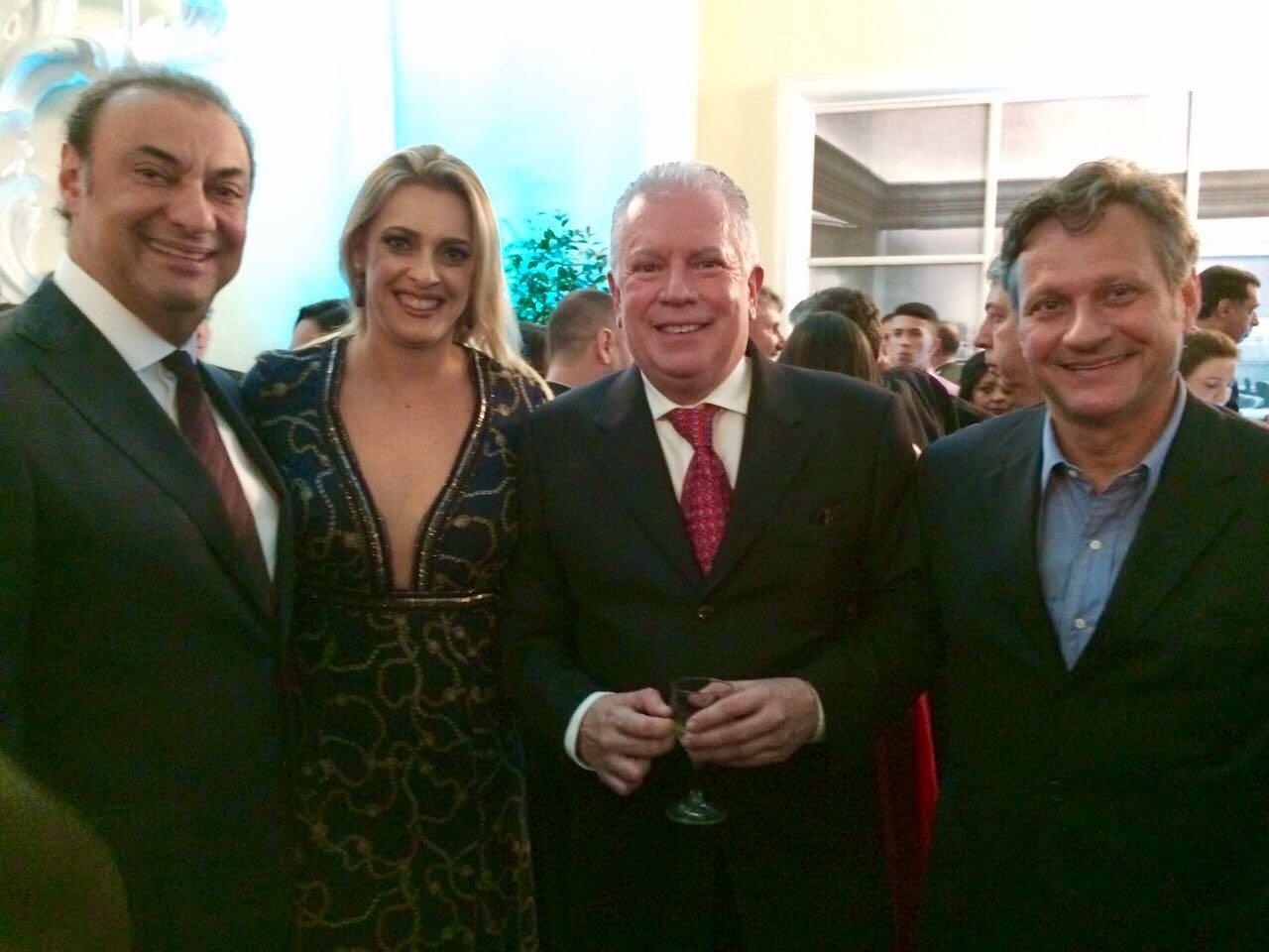 Petrópolis em festa com seu novo cidadão: Chicô Gouvêa