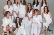 No Leblon, Manuela Noronha comemora os 10 anos de sua marca de roupas