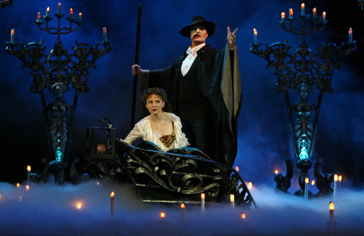 """Clássico """"O Fantasma da Ópera"""" deve retornar ao Brasil em 2018"""