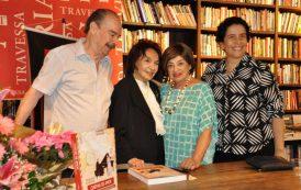 Maria Josephina Mignone lança 'Cartas de Amor'