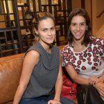Ana Garcia Diniz e Romina Saigh