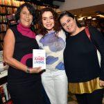 Eliana Caruso, Françoise Forton e Bianca De Felippes