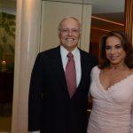 Fernando Tostes e Yvonne Bezerra de Mello