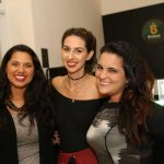 Joyce Bezerra, Juliana Peres e Barbara Gazal