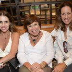 Juliana Mansur, Marcia Pinto e Maria Zanforlin