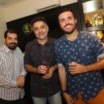Lauro Almeida, FC Nond e Patrick Serrano