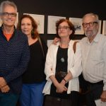 Lauro Cavalcanti, Carmen Aurélia, Vânia de Castro Lopes e Luiz Áquila