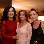 Liliana Rodriguez, Yvonne Bezerra de Mello e Esther Nigri