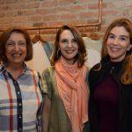Maria Lúcia Moura, Toia Lemann e Bete Floris