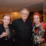 Maria Luiza Souza, Luiz Carlos e Lucy Barreto
