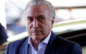 Temer acha que Renan irá marchar com Lula