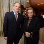 Rawlson de Thuin e Maria Luiza Souza