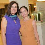 Renata Lunardelli e Denise Mauler