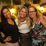 Tatiana Maragno, Lily Pestana e Danielle Miyoshi