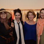 Yolanda Figueiredo, Fernanda Elisa, Tança Burity e Toia Lemann