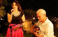 Paulinho da Viola e Beatriz Rabello se encontram no Palco Tom Jazz em São Paulo