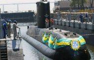 O almirante que é comandante e a propina do submarino nuclear