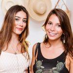 Bruna Faria e Monica Cruz