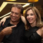 Dennis Carvalho e Deborah Evelyn