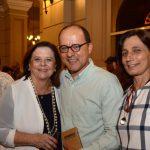 Helena Severo, Joaquim Marçal e Ester Lima