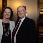 Helena Severo e Ministro Roberto Freire