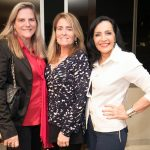 Maninha Barbosa, Leila Albuquerque e Liliane Rodrigues