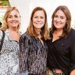Marcia Bodin, Rosangela Souza e Fatima Tavares