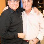 Nestor Rocha e Edmar Fontoura