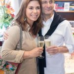 Raquel Verri e Henrique Szapiro