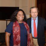 Nilcemar Nogueira e o Ministro Francisco Weffort