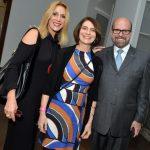 Diana Shcolnik, Monica Barki e Luiz Felipe Francisco