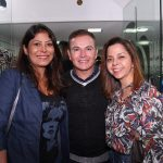Jassy Oliveira, Luciano Negreiros e Nadja Pimentel