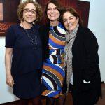 Sandra Birman, Monica Barki e Analu Nabuco