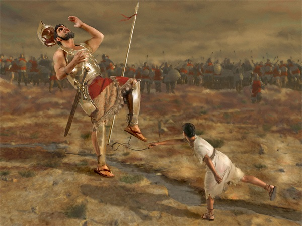 David e Golias: a Justiça e os brasileiros