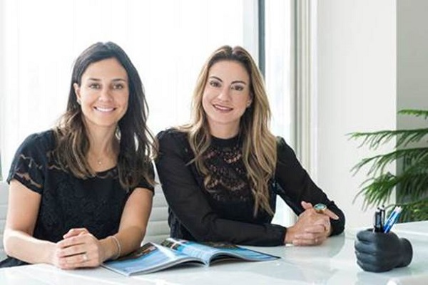 Claudia Murad e Beatriz Nahuz:  sócias-fundadoras da Unique Living Realty