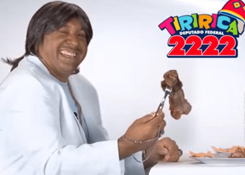 Tiririca deve pagar 20 vezes o valor dos direitos autorais por utilizar música de Roberto Carlos sem autorização