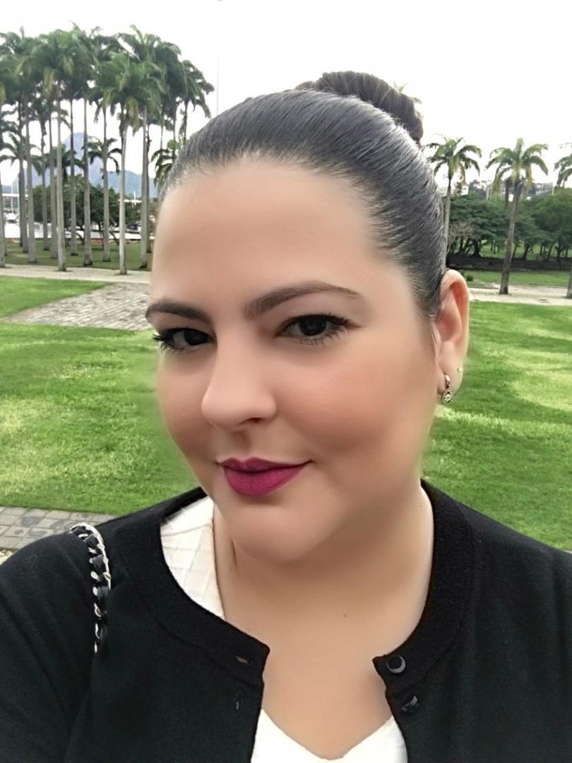 Renata Amaral: a força do GGG