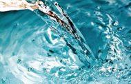 A água e o Batismo