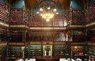 Ameaçada de se perder, Biblioteca da Gama Filho vai para o Real Gabinete Português
