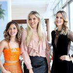 Layla Fonseca, Jessica Garducci e Lorena Campelo