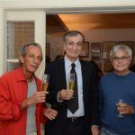 Alex Varelle, Antonio Cícero e Hudson Carvalho