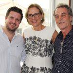 Alvinho Moreira da Camélia, Sylvia Jane Crivella e Fernando Soares