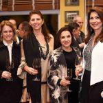 Aninha Costa, Alessandra Vitorello, Sueli Bombiere e Mylene Peltier