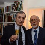 Antonio Cícero e Domício Proença Filho