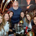 Dani Callirman, Helly Alvim, Daniela Klabin, Ricardo Amaral, Ana Paula Duffes, Andrea Monteiro, Kitty Assis e Ana Paula Duffles Andrade